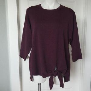 Dressbarn sweater 1X